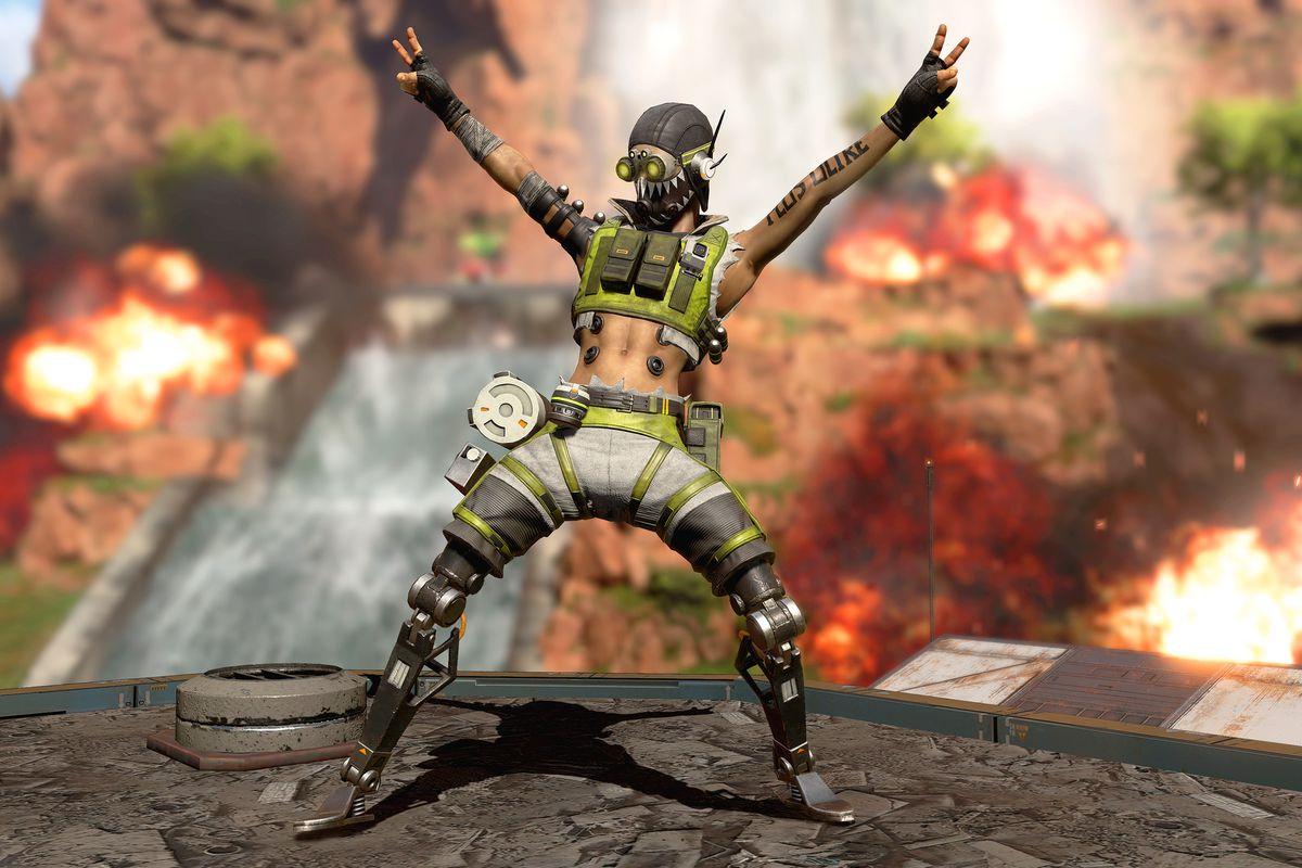 Apex Legends' Octane: character abilities, battle pass skins