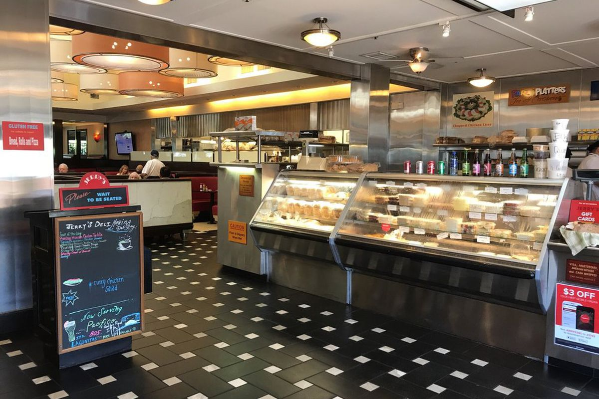 Jerry S Deli Closes In Marina Del Rey Paving The Way For A