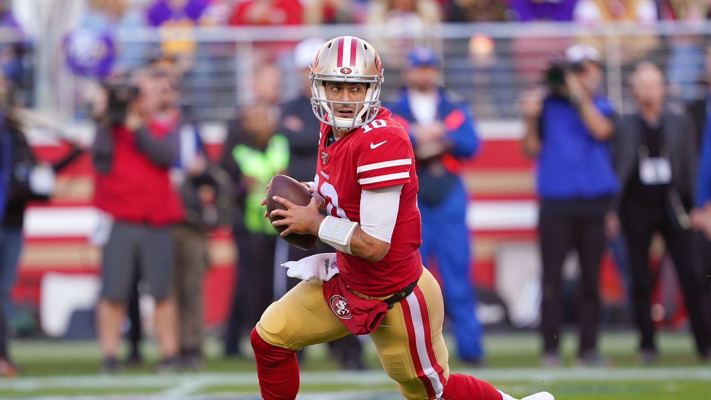 Colin Cowherd makes another good take on Jimmy Garoppolo