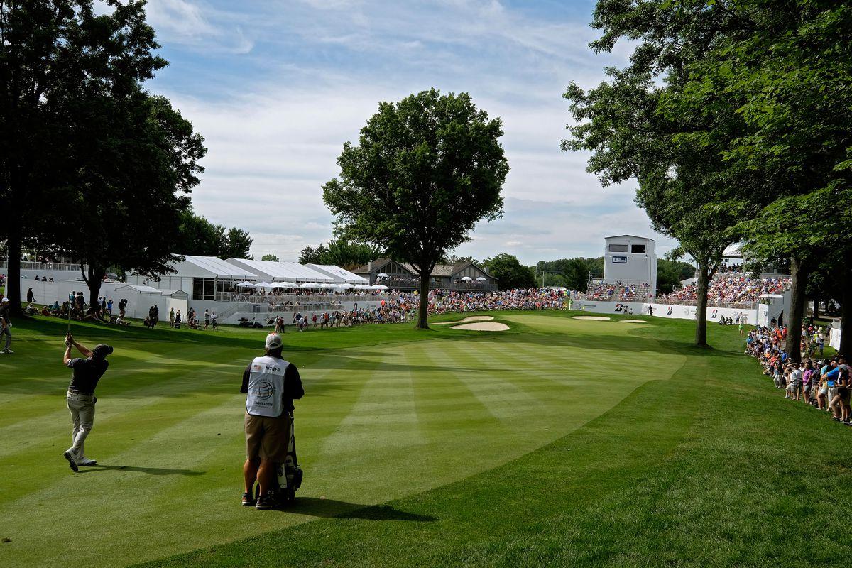 Watch WGC-Bridgestone 2018 Online Free Golf Channel Live ...