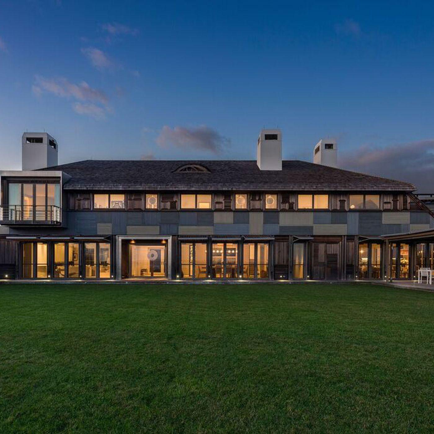 East Hampton Beach House Cuts 5m From