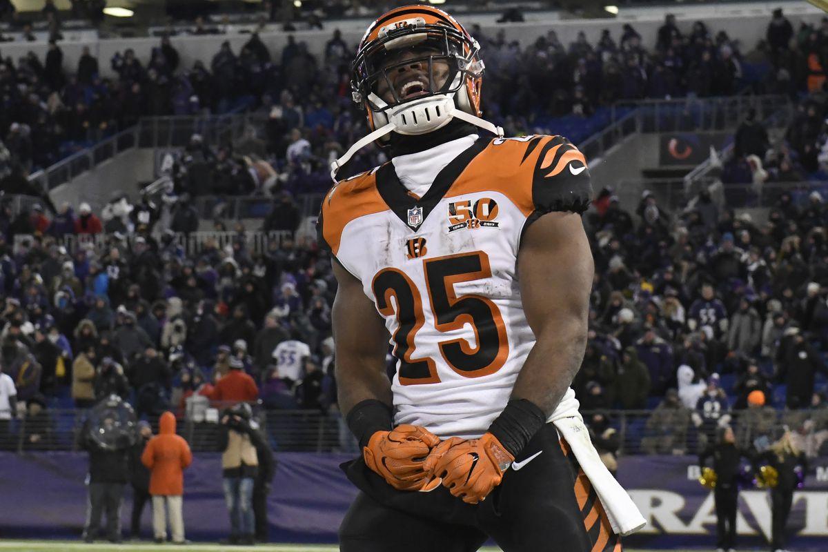 d2206761 Thursday Night Football: Ravens vs. Bengals — game time, TV channels ...