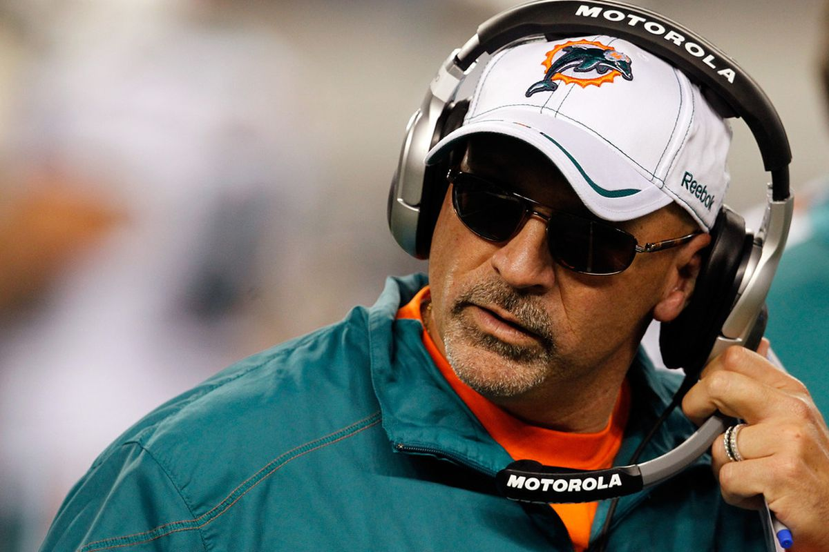 <strong>Tony Sparano </strong>is the New York Jets new offensive coordinator.  (Photo by Tom Pennington/Getty Images)