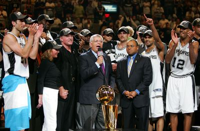 NBA Finals Game 7: Detroit Pistons v San Antonio Spurs