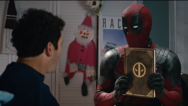 09046619b8d7 Once Upon a Deadpool trailer teases a fun bedtime-story version of Deadpool  2