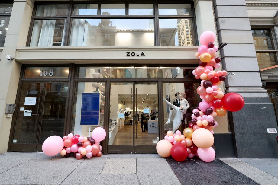 Zola Launches Wedding Invites + Paper At NYC Pop-Up Store