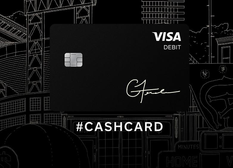 Square Cash card