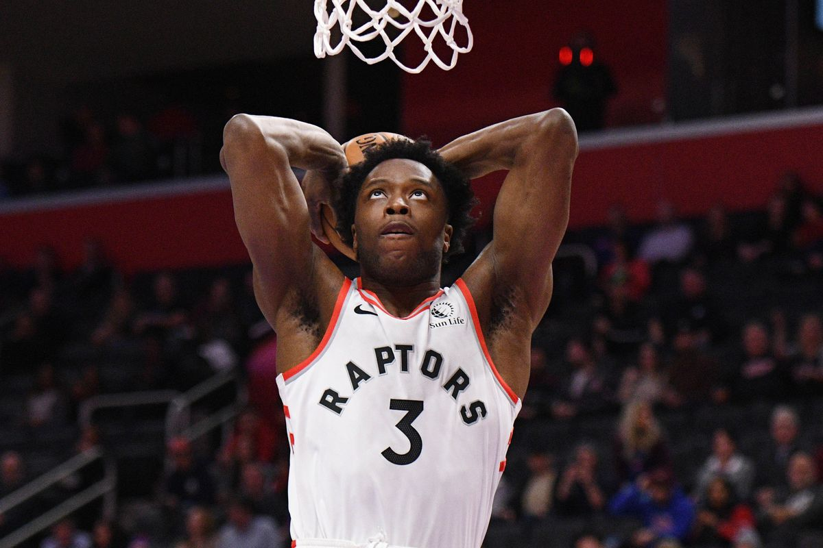 The Toronto Raptors need more from OG Anunoby