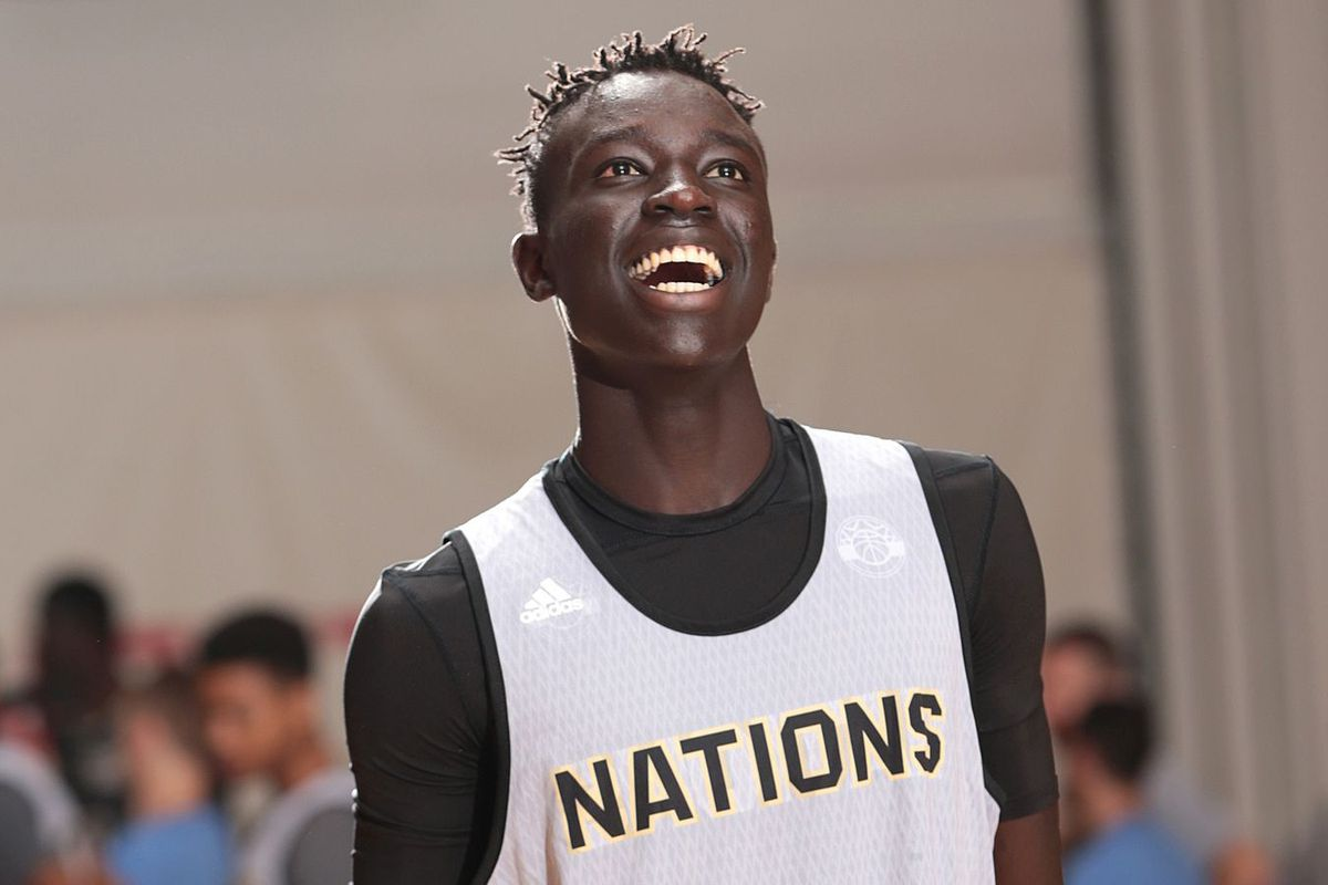 thon maker eligible for nba draft  wenyen gabriel says it