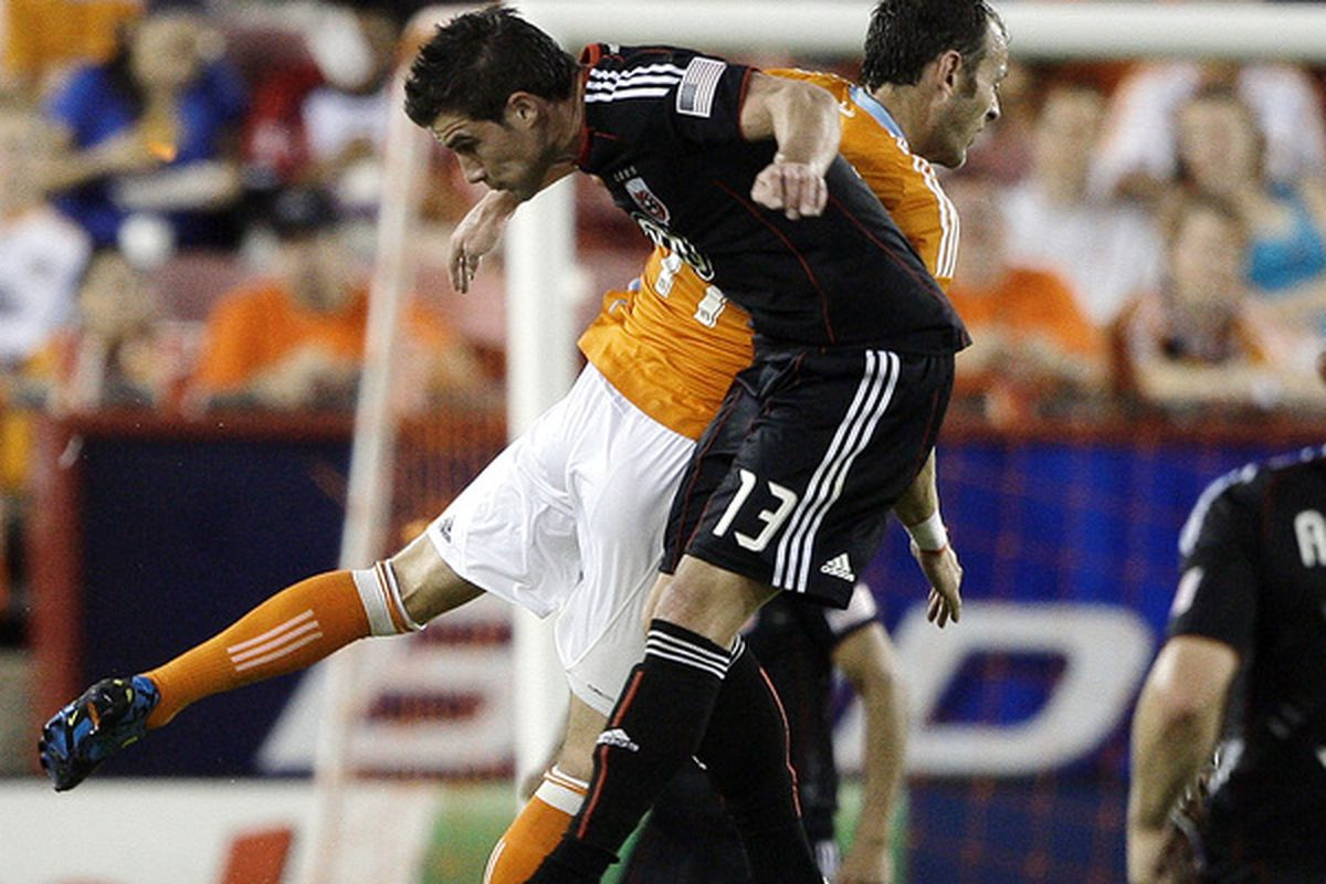 Brad Davis will be back in the lineup for Houston against Chris Pontius and United