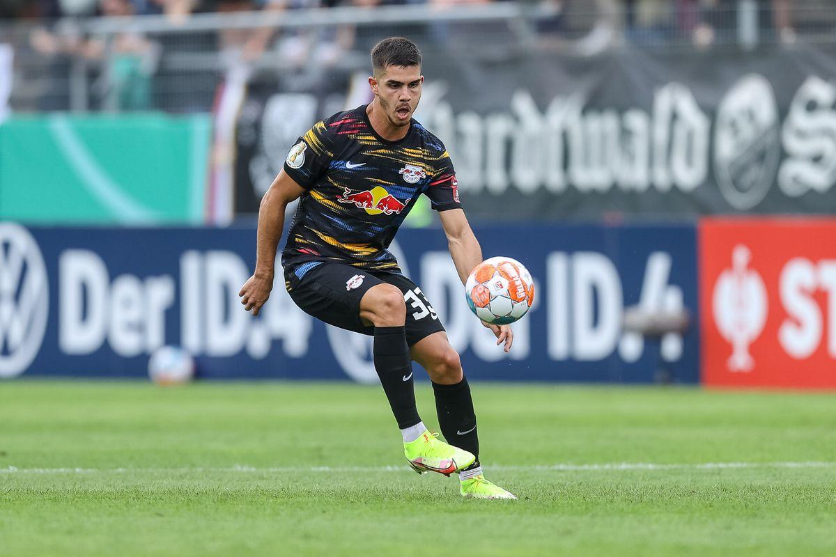 SV Sandhausen v RB Leipzig - DFB Cup - First Round