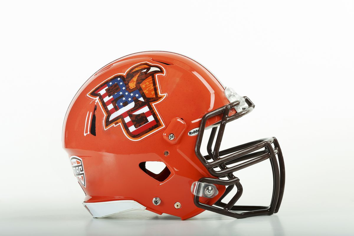 BGSU Military Appreciation Helmet 2016 (1)