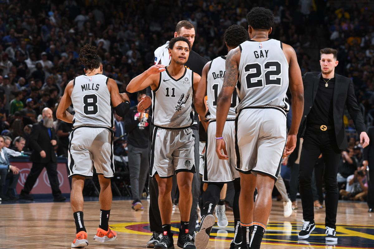 The Spurs' schedule for the 2019-20 season has been released
