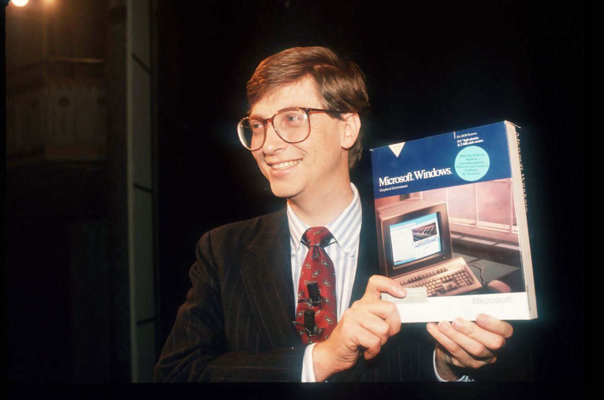 Windows turns 35: a visual history