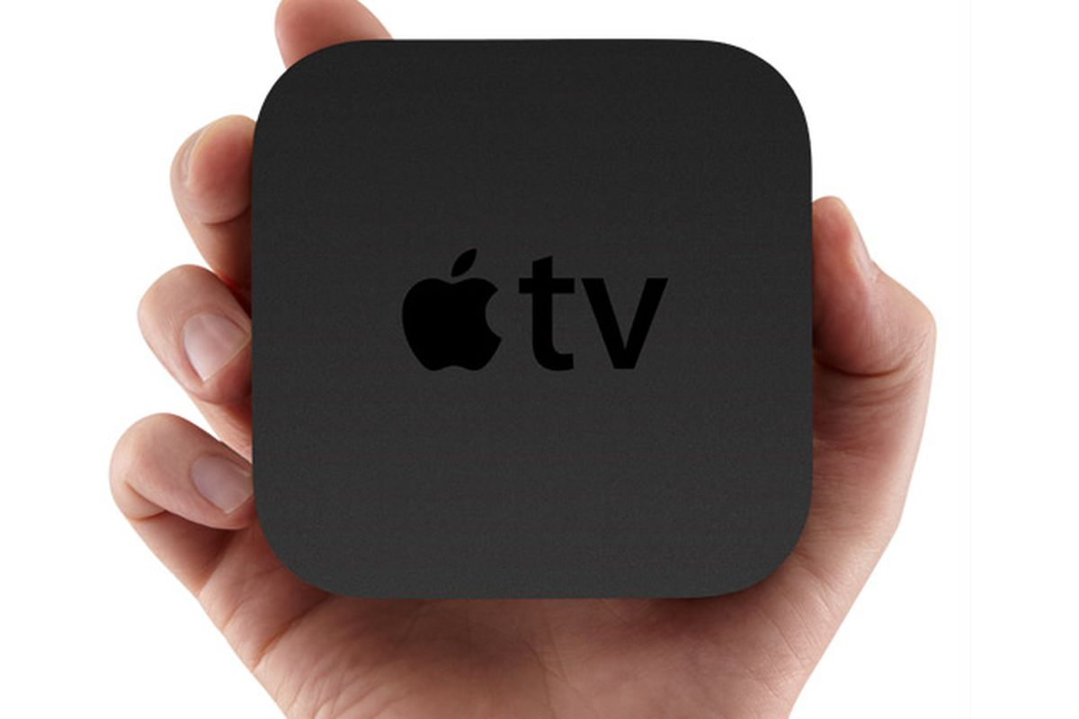 Apple Redesigns TV Box With 4K Streaming