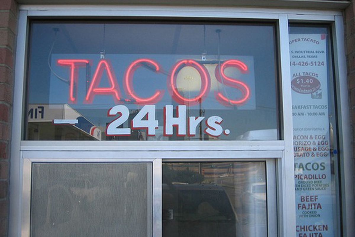 Today's Groupon: Fuel City tacos or car wash. We vote tacos.