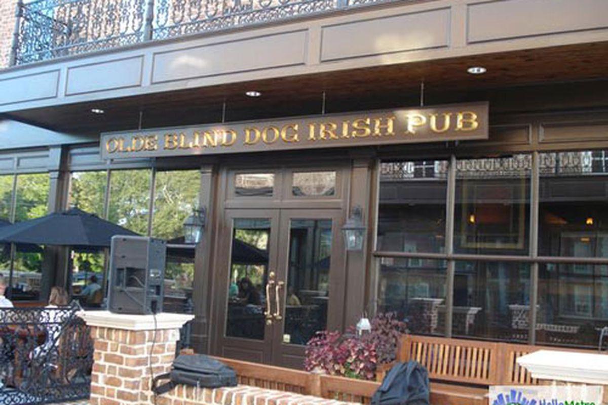"Olde Blind Dog. Photo courtesy of <a href=""http://www.helloatlanta.com/restaurants/olde_blind_dog_irish_pub_will_make_you_sit_up_and_beg/199624/"">Hello Atlanta</a>."