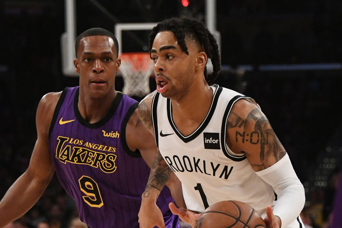 8e5a46da459 The Lakers made a mistake with D Angelo Russell