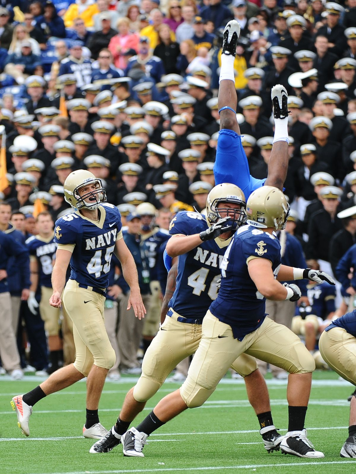 College Football-Air Force @ Navy