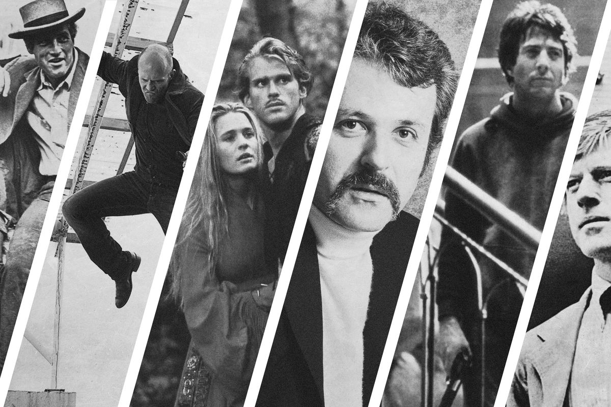 The Five Defining Lines of William Goldman