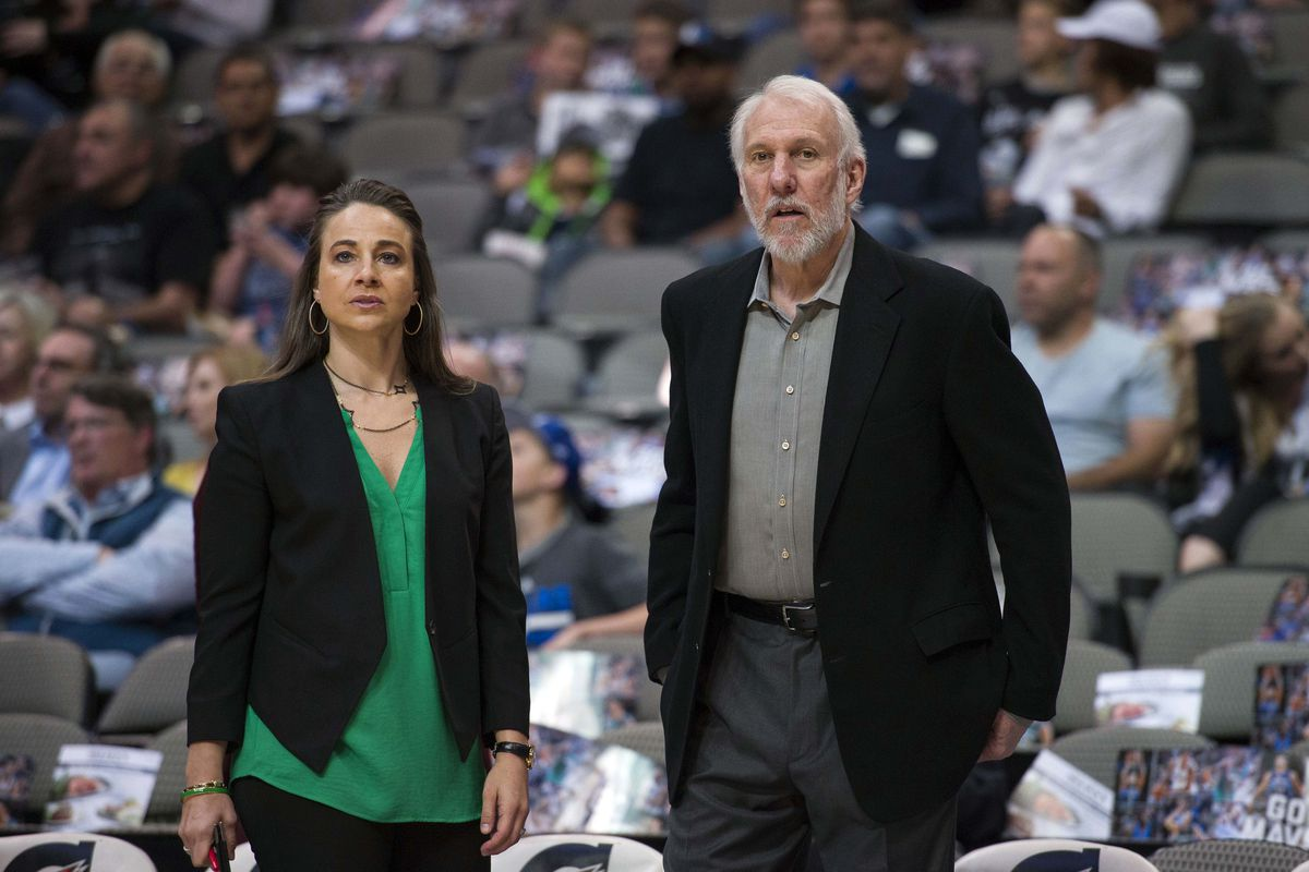 Image result for Becky Hammon interviews for Bucks job