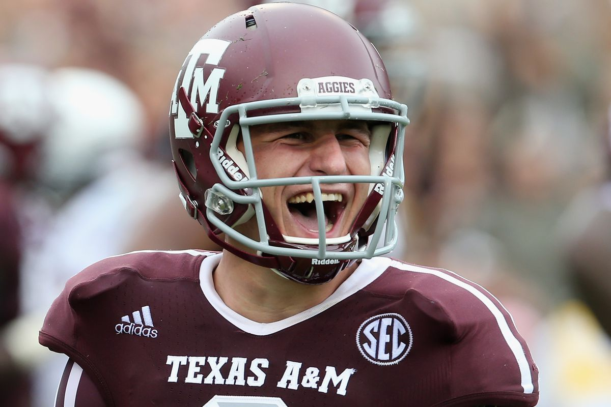 That is one sharp canine tooth. It's like he's a vampire...sucking the fun out of my mock draft viewing.