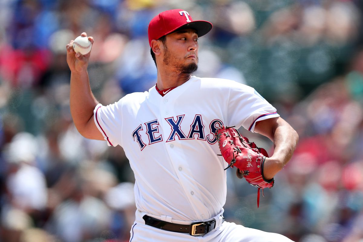 baf955049 Yankees trade rumors  New York has inquired about Yu Darvish and Giancarlo  Stanton