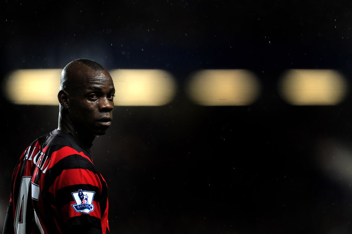 Balotelli: A lovable sort of mental.