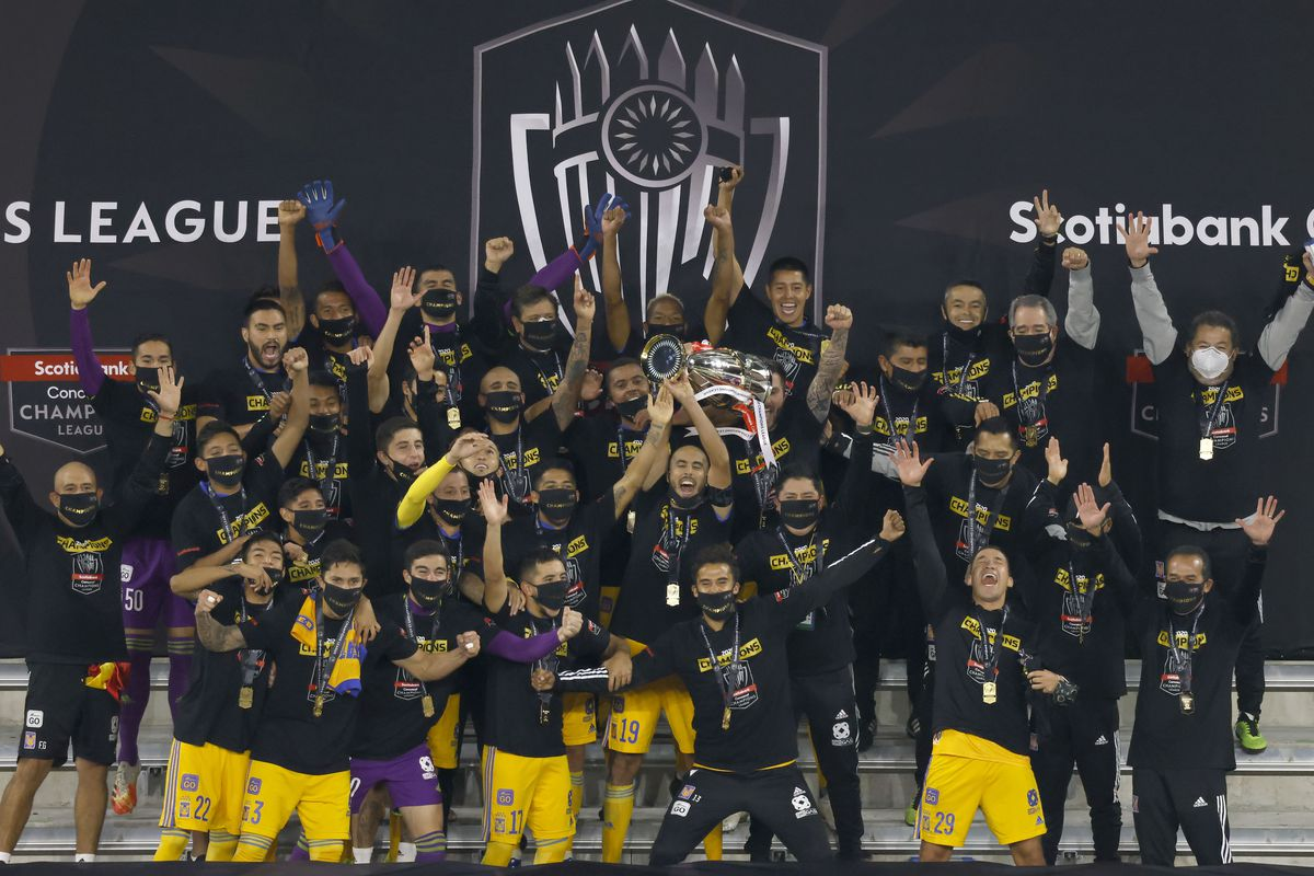 Soccer: 2020 Scotiabank Concacaf Champions League - Final-Los Angeles FC at Tigres UANL