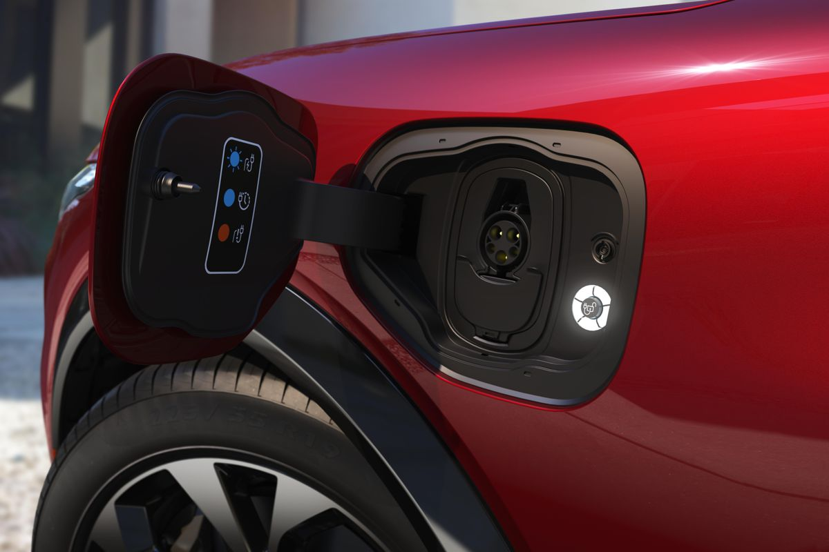 Ford Mustang Mach E Revealed An Electric Suv With Up To 300 Miles Of Range The Verge
