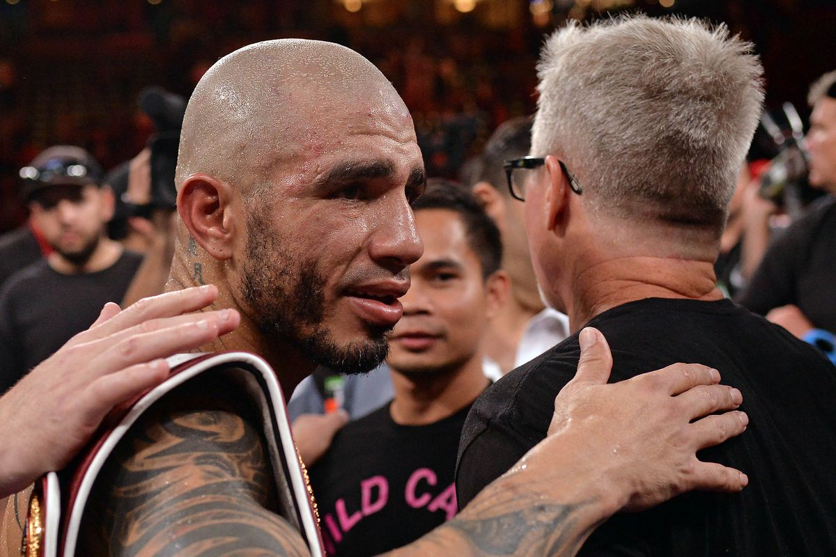 Miguel Cotto Vs Sadam Ali Announced For December 2nd Bloody Elbow