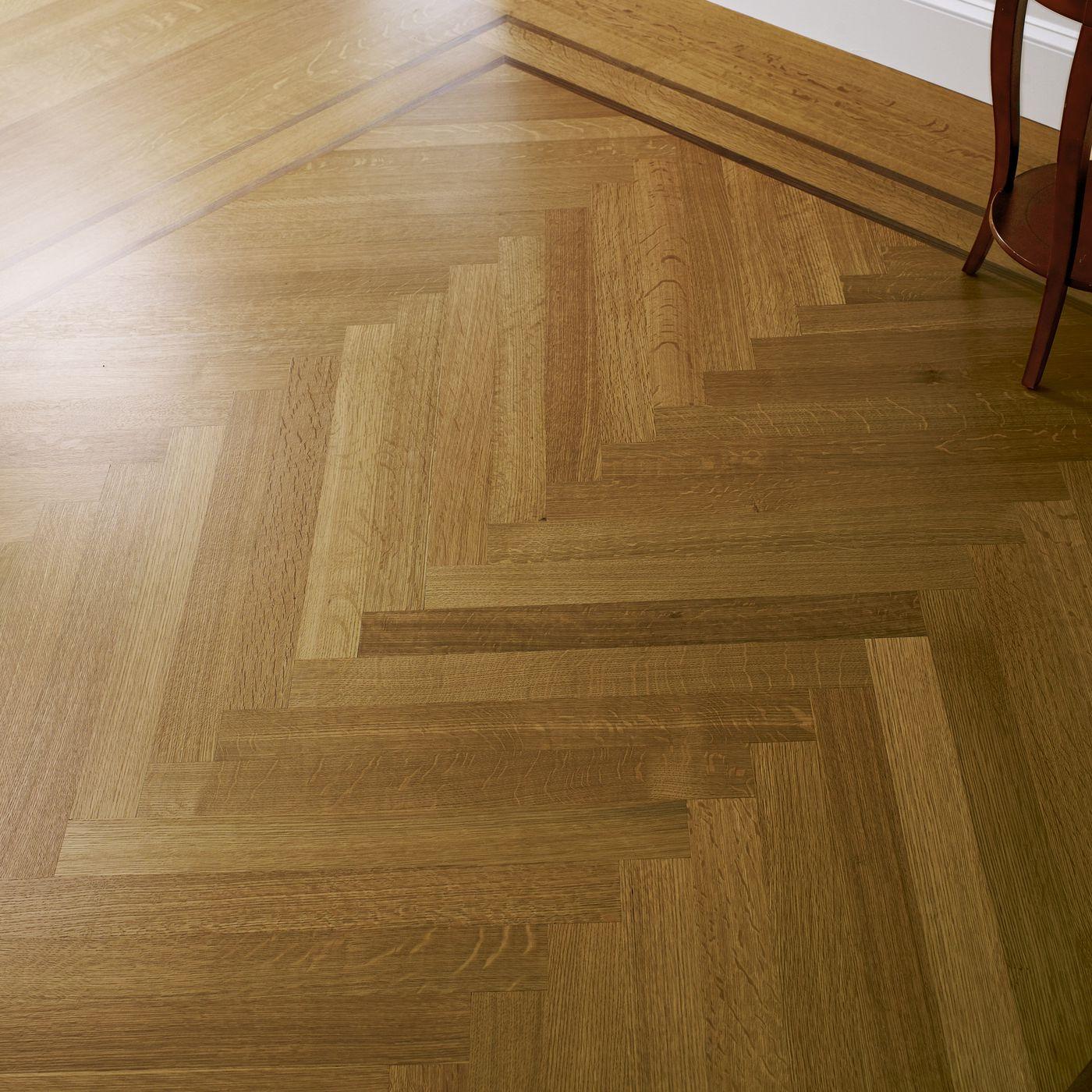 How To Install A Herringbone Floor
