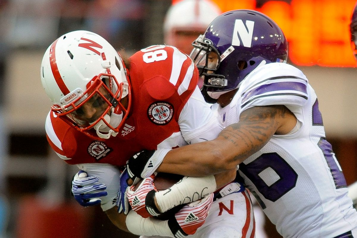 Northwestern is NU until we earn it back. And boy, have we got our work cut out for us.