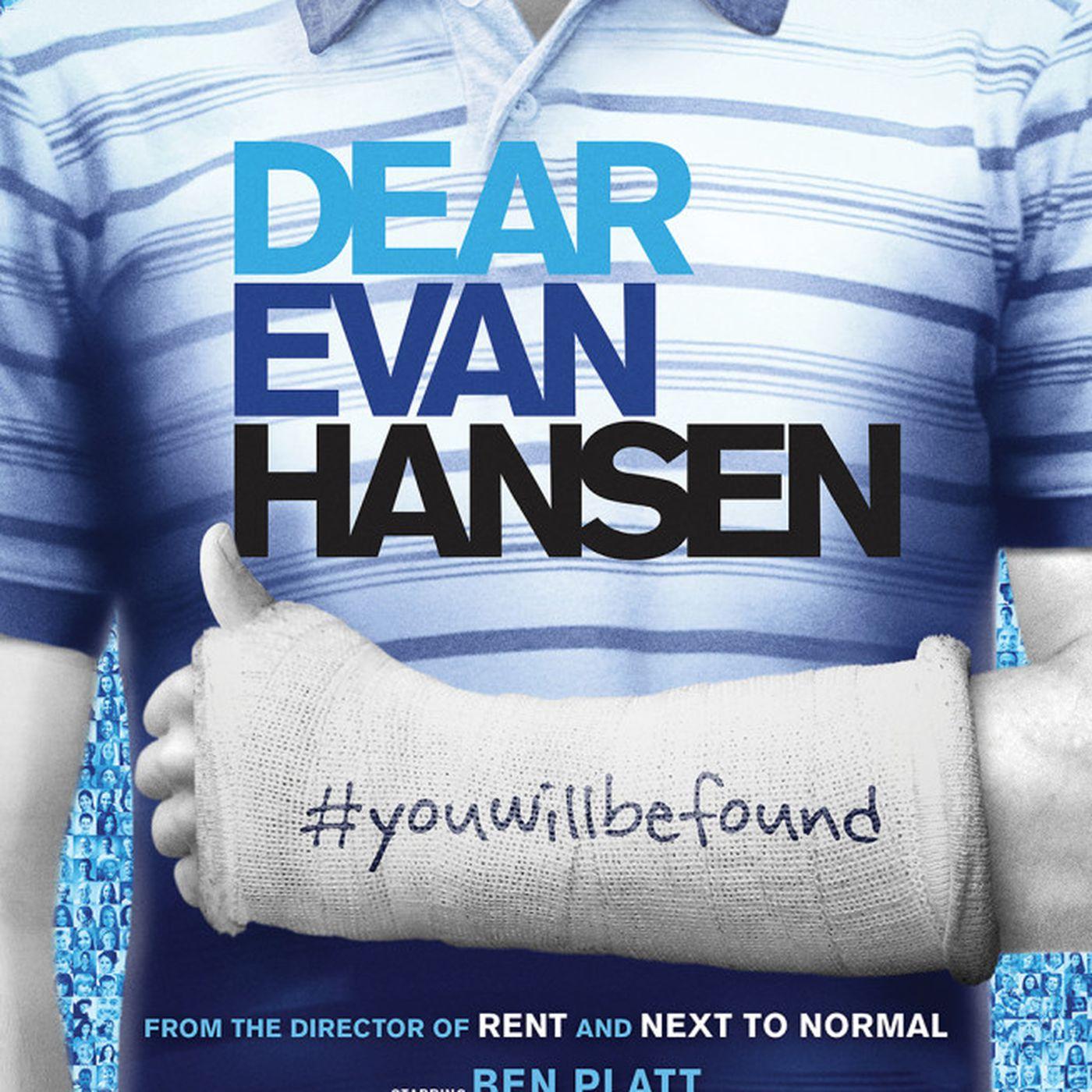 Full transcript: Broadway's 'Dear Evan Hansen' Producer Stacey