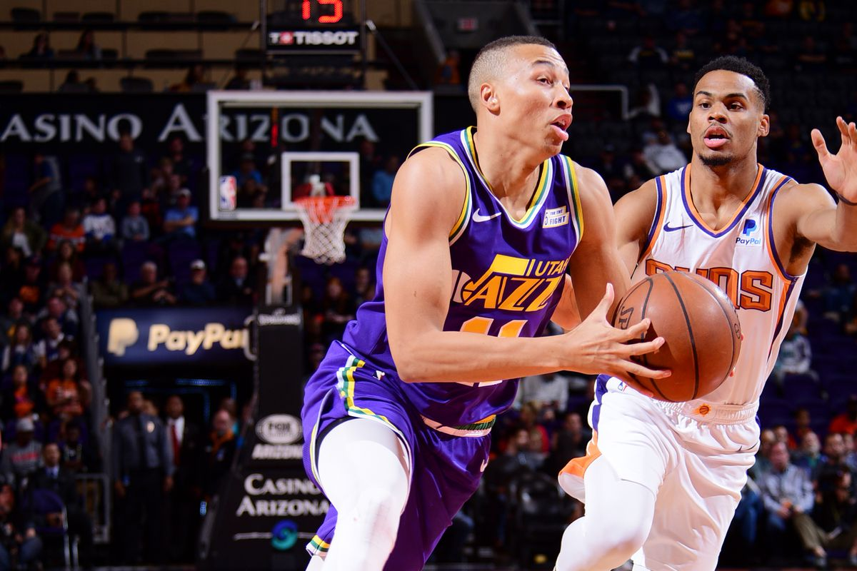 Dante Exum At Power Forward It S Not As Crazy As You Think