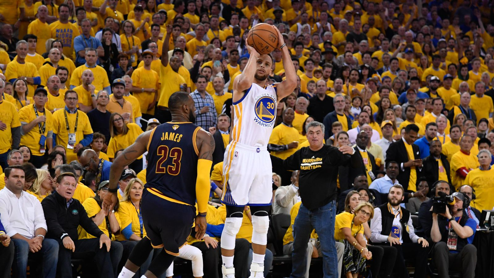 Finals Deep Dive: Stephen Curry's value on the court on ...