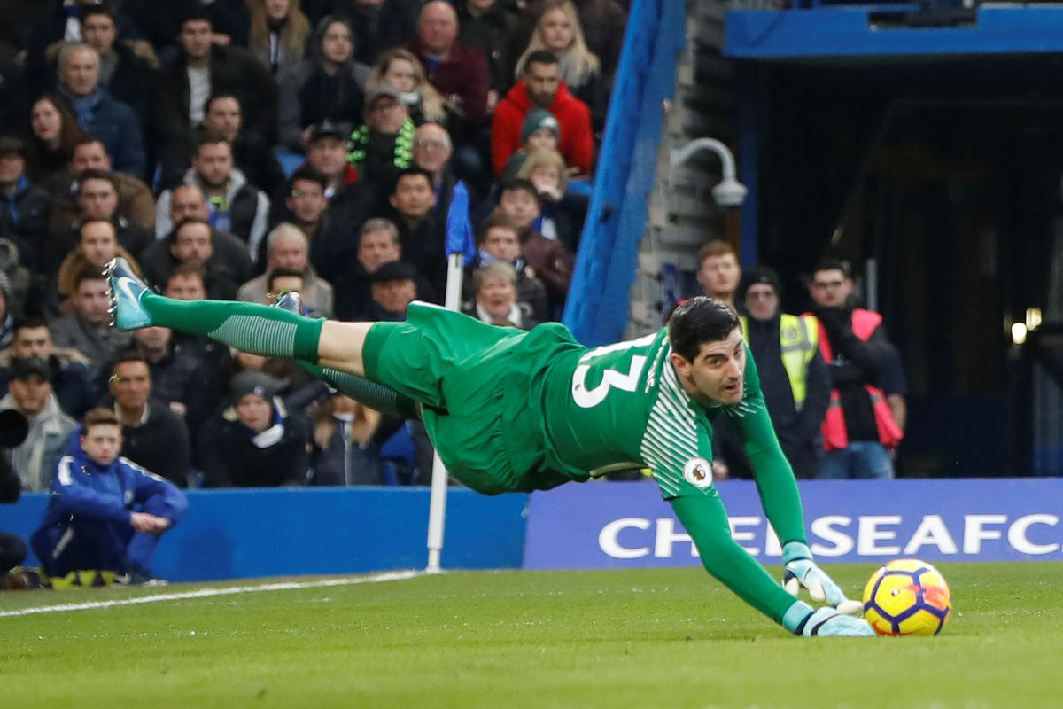 Furious Courtois Attacks Chelsea Boo-Boys