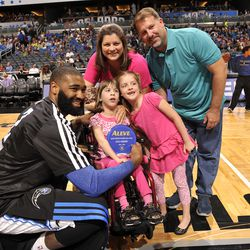 Kyle O'Quinn wins Hustle Player of the Year
