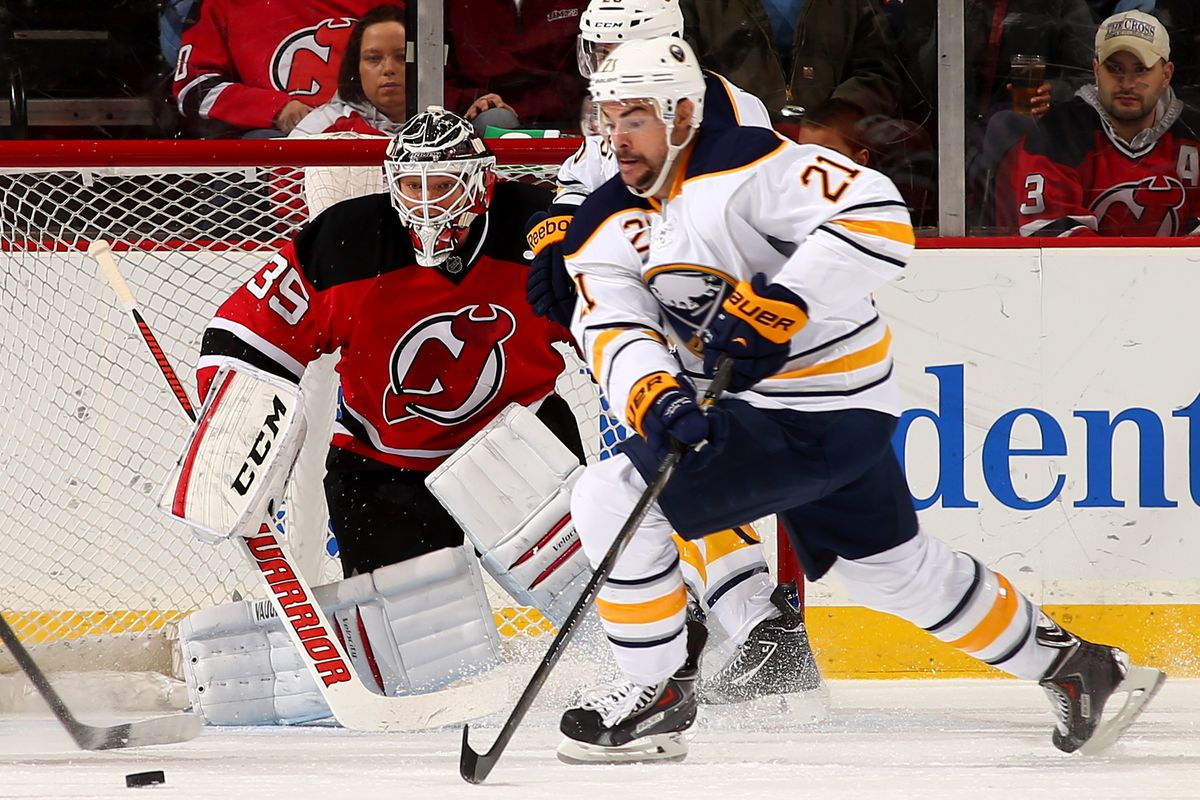 Schneider will look to shut down the Sabres once again tonight.