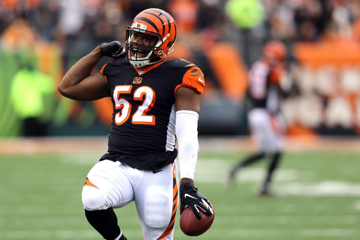 LB Preston Brown plans to assume leadership role in Bengals ...