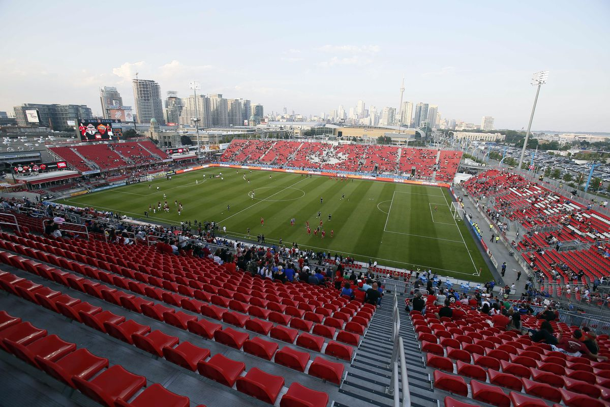 The playoffs are getting tweaked, and so is BMO Field. And by that we do not mean that BMO Field may actually matter vis-a-vis the playoffs this year. Though that will probably happen, too.
