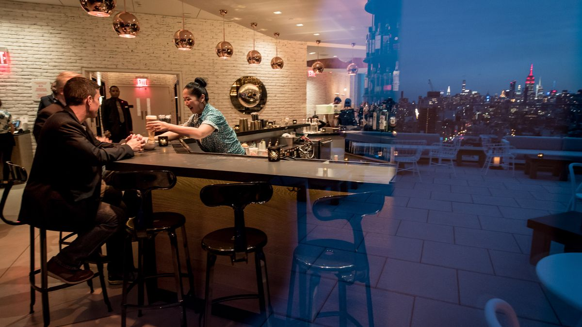 Dale talde s new chinatown rooftop bar has an incredible for Design hotel 1860 rendsburg
