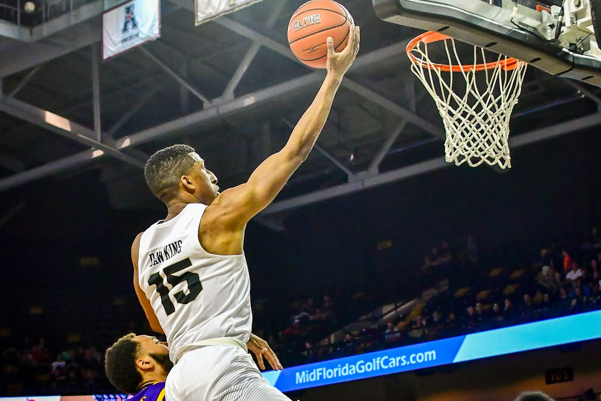 Aubrey Dawkins UCF Men's Basketball