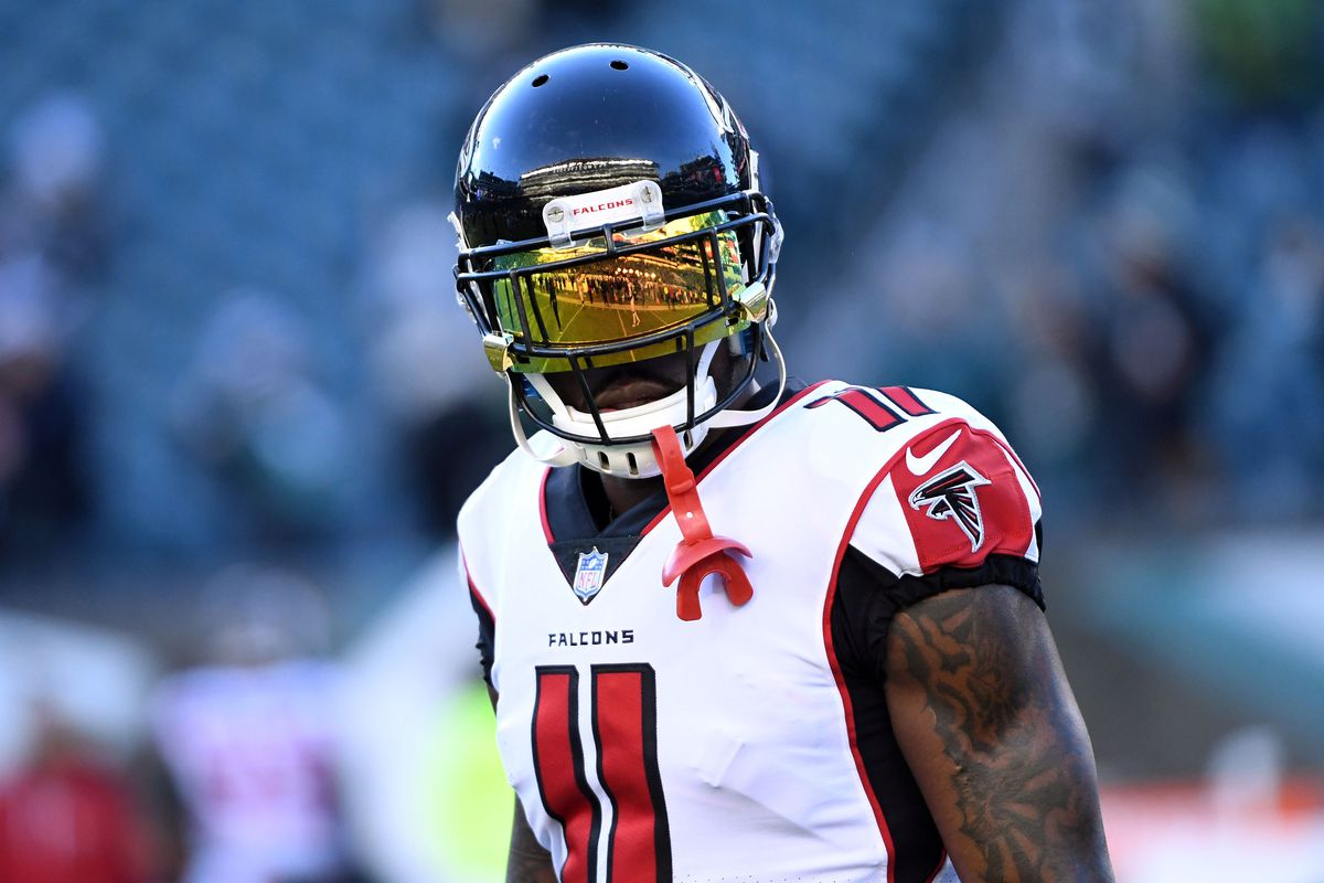 Julio Jones will be so important to the Falcons in 2018 ...Julio Jones