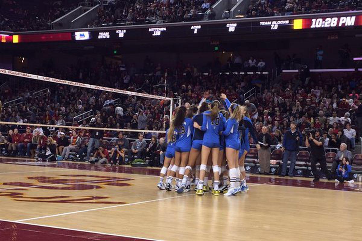 2015 UCLA Women's Volleyball