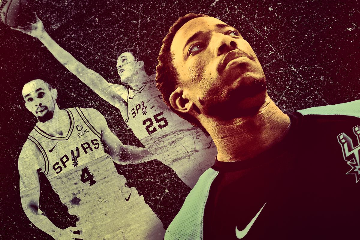 the spurs have lost what made them special the ringer