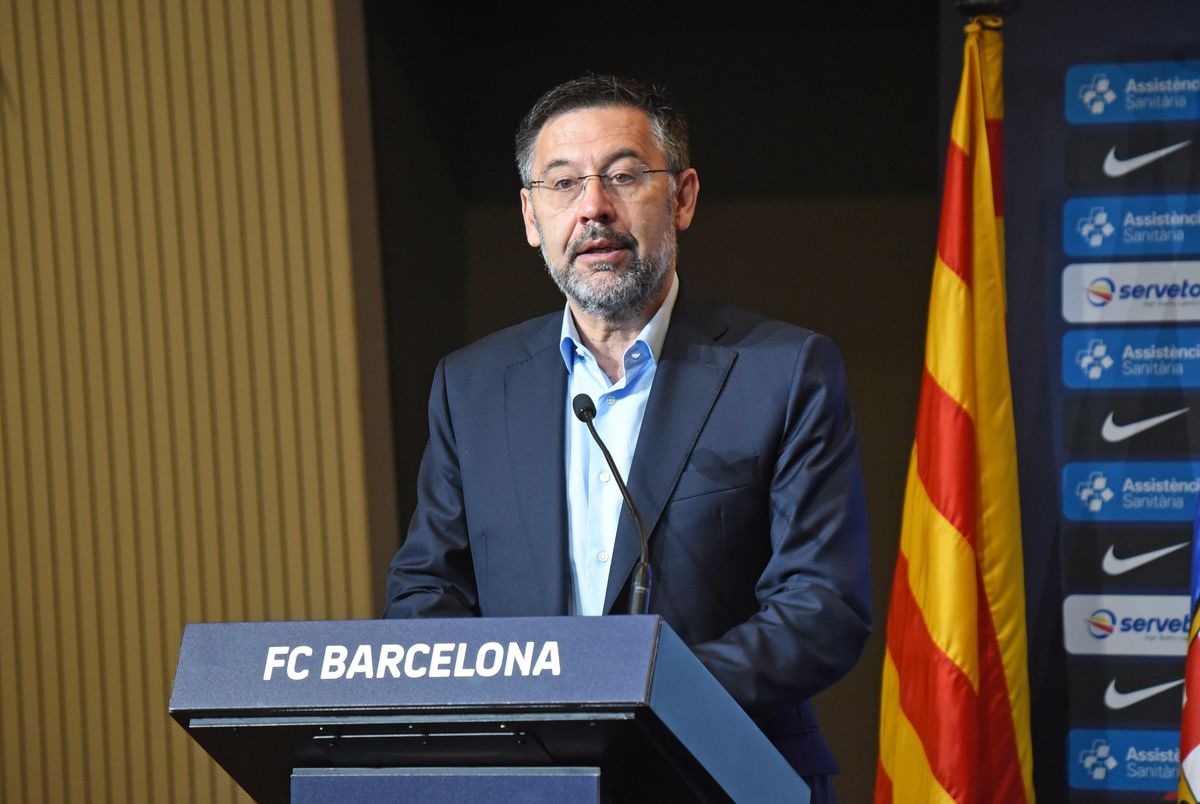 Josep Maria Bartomeu, Barcelona