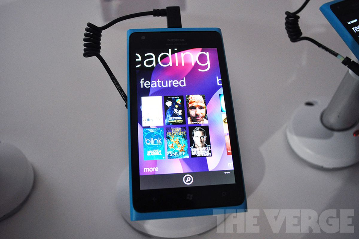 Gallery Photo: Nokia Reading for Windows Phone hands-on pictures