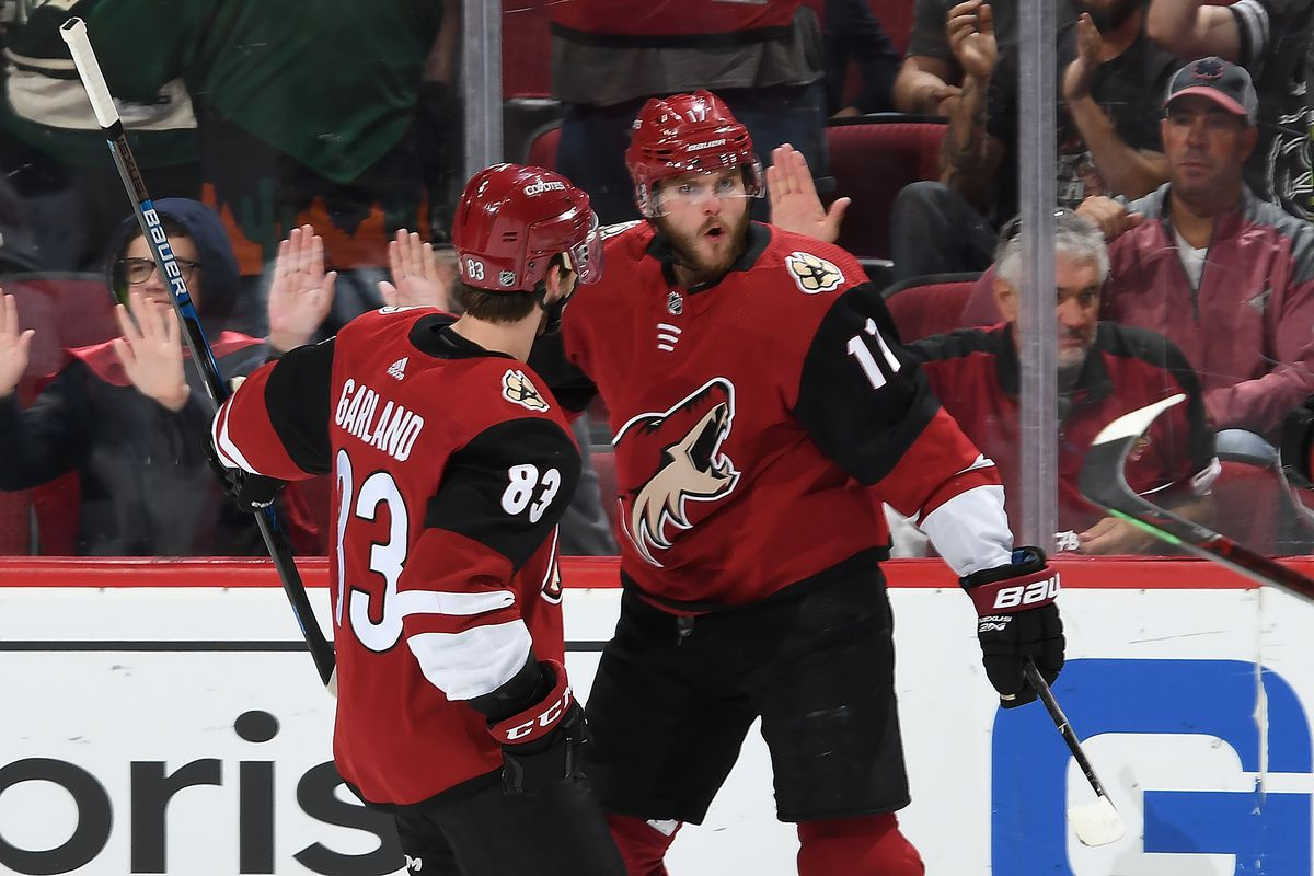 Looking back at Alex Galchenyuk's time in Arizona