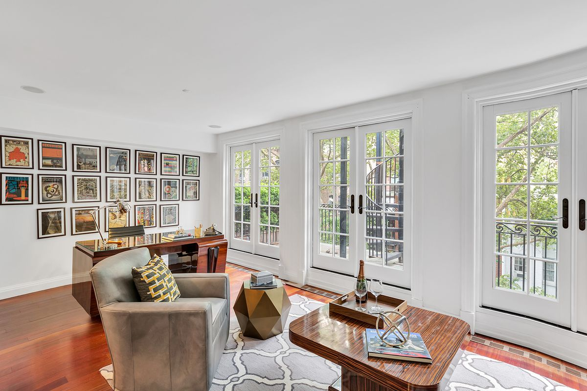 Gramercy triplex penthouse with private garden views wants $5.8M ...